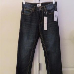 "NWT KIDS HUDSON ""BLUE MAGIC"" SKINNY JEANS"